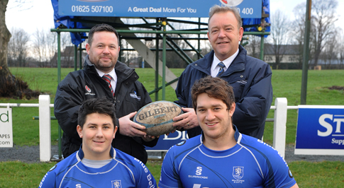 New sponsor for local Rugby team