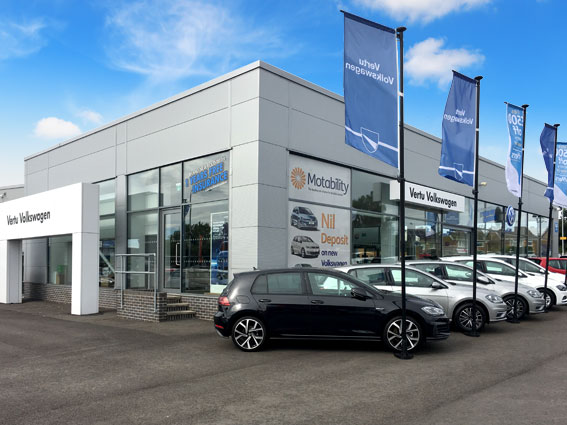 Volkswagen Nottingham North