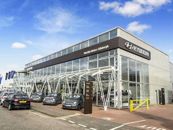 Hyundai Edinburgh East