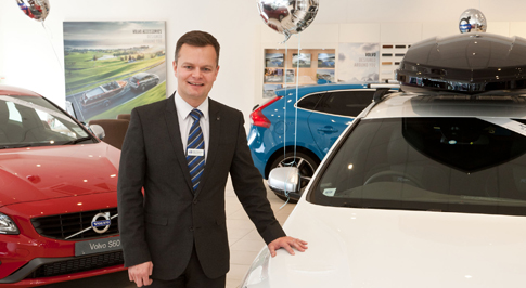 New General Manager for Bristol Street Motors Volvo