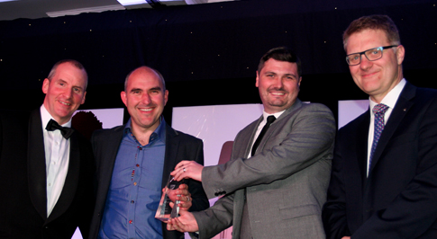 Three colleagues in West Midlands win national awards