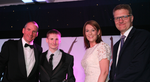 Hyundai Nottingham Service Technician wins national award