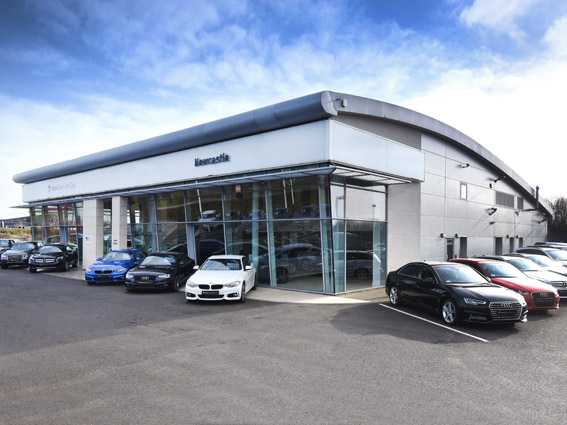 Vertu Specialist Cars Newcastle