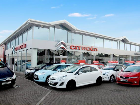 New  & Used Car Sales Executive