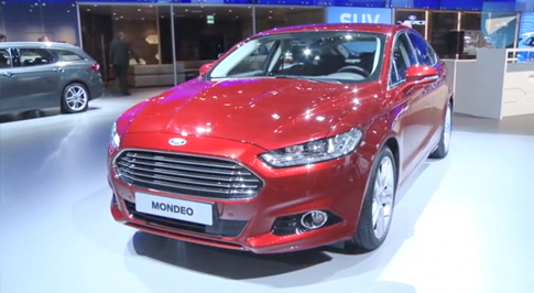 Bristol Street Motors top ten from the Paris Motor Show!