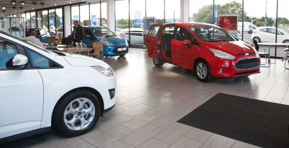 Welcome Video from Ford Hartlepool