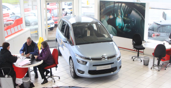 Welcome Video from Citroen Leicester