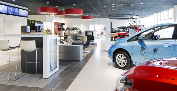 Welcome Video from Nissan Ilkeston