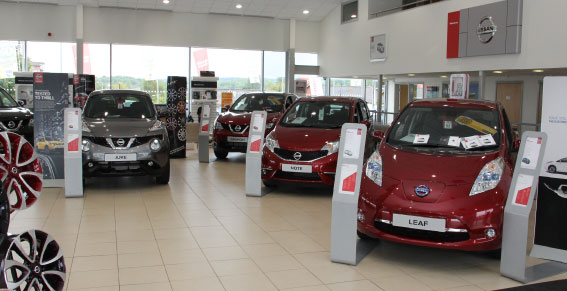 Welcome Video from Nissan Glasgow South