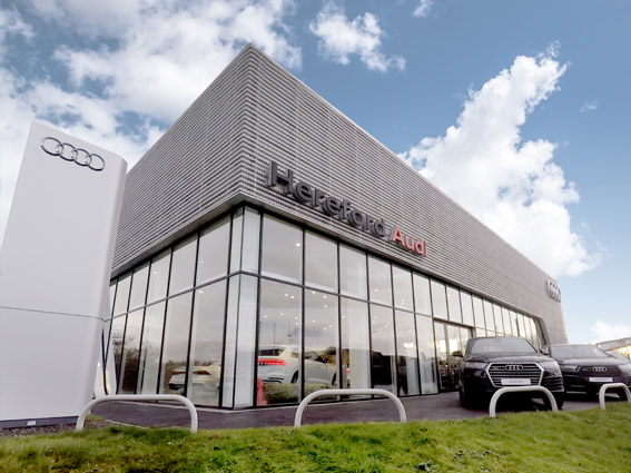 Audi Aftersales Manager