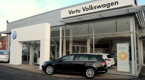 Vertu Motors invests in its Mansfield dealership
