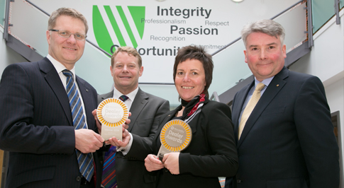 Vertu Motors Win National Awards For Second Year Running