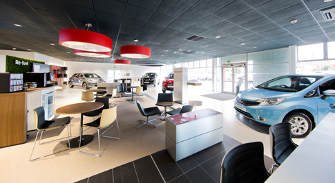 Bristol Street Motors invest in Ilkeston Nissan dealership