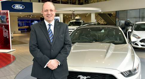 Million pound refurbishment at Ford Birmingham