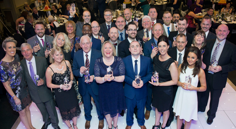Vertu Motors honours colleagues for outstanding achievements
