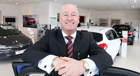 Bristol Street Motors unveils refurbishment in Hexham