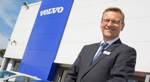 Bob Bean joins Bristol Street Motors Volvo Derby