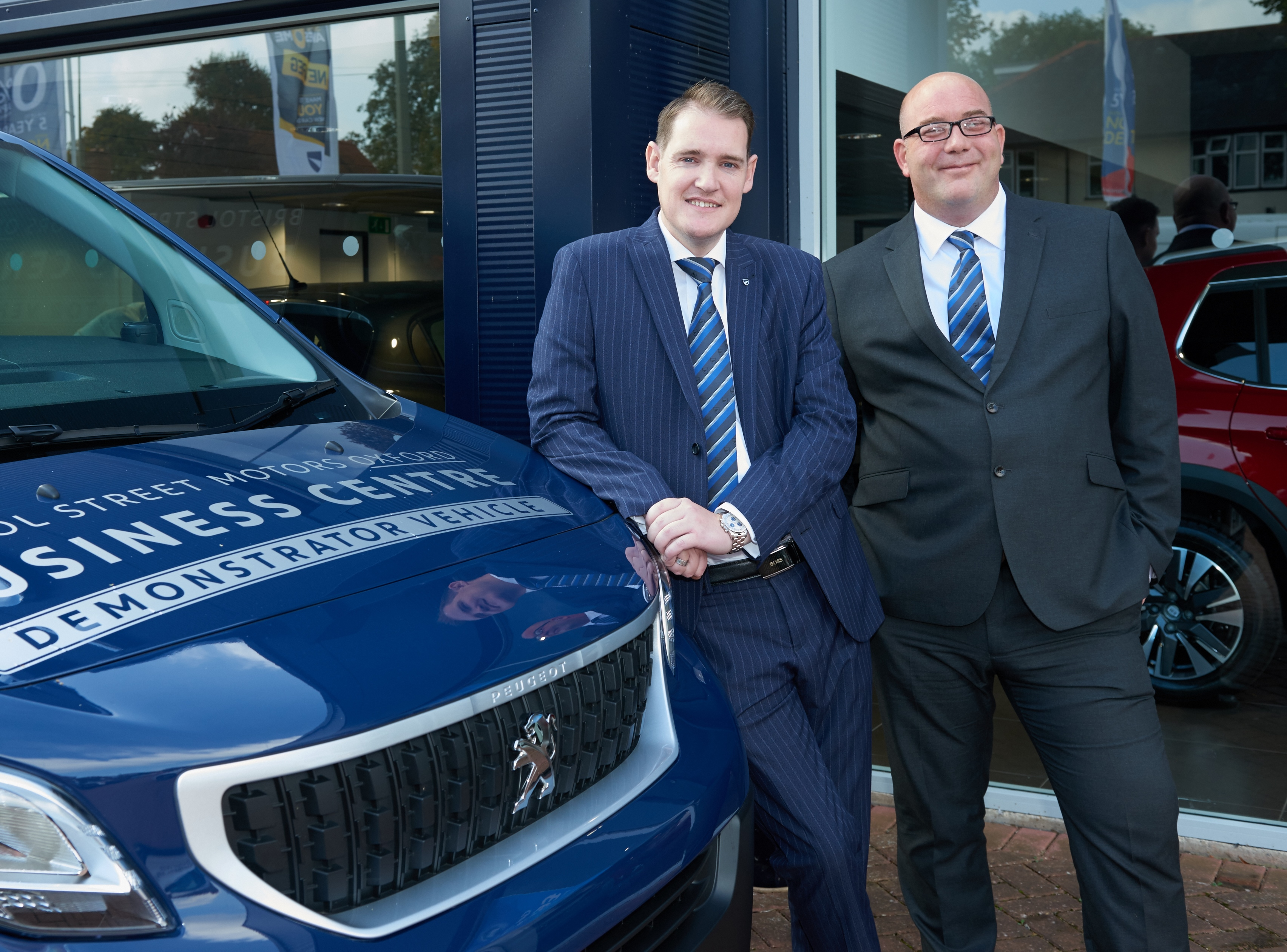 Peugeot Oxford takes on new recruit