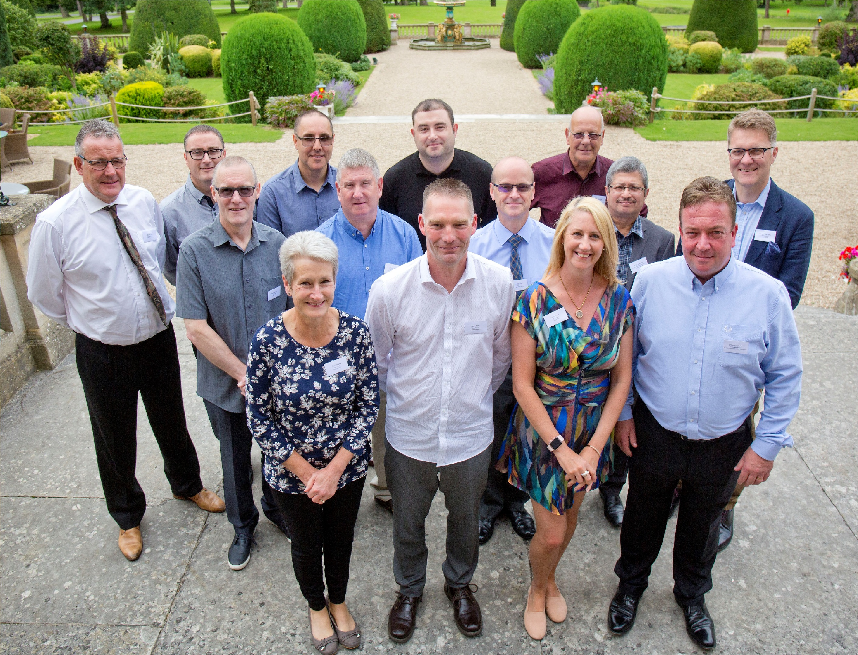 Vertu Motors thanks longstanding colleagues