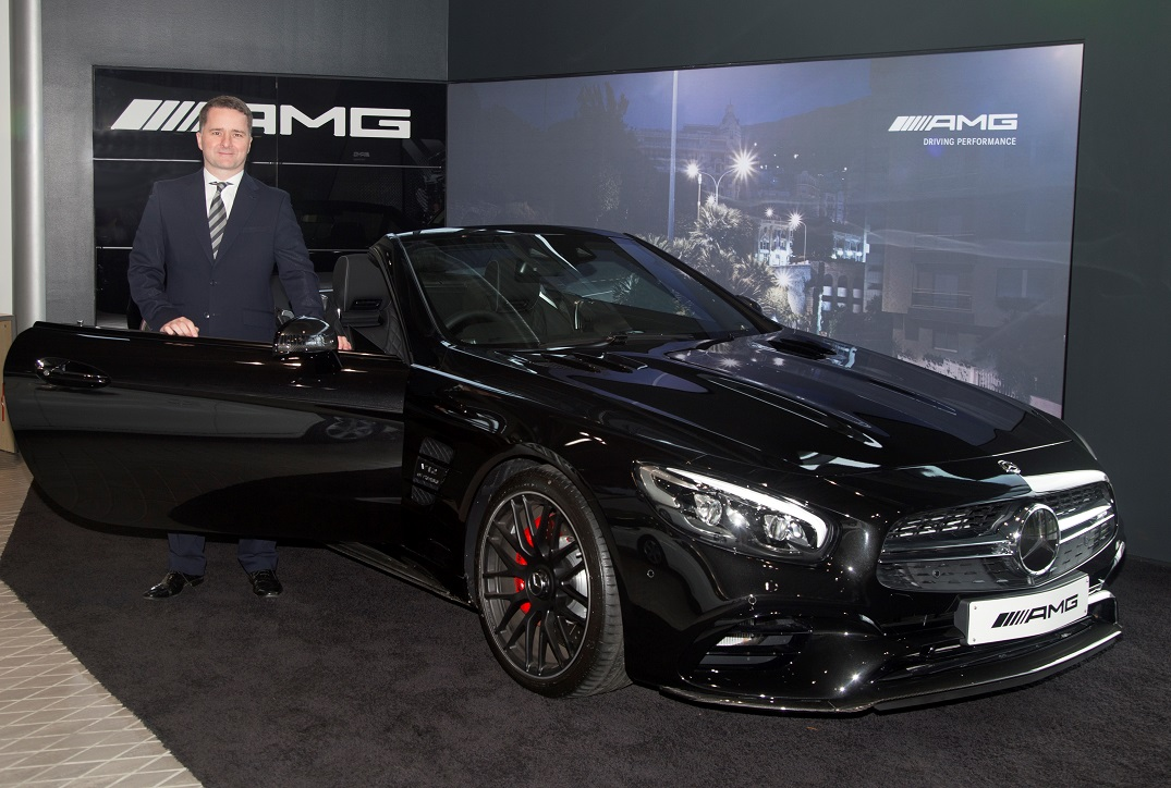 Mercedes-Benz of Ascot welcomes experienced general manager
