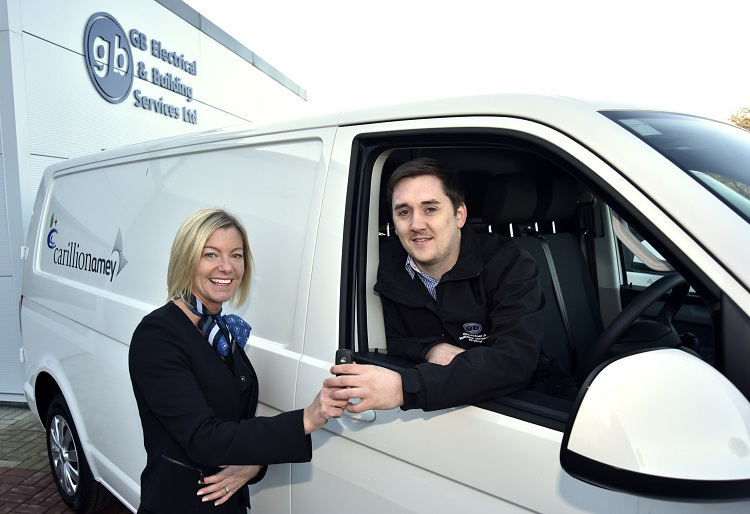 Hereford supports growing business with new fleet delivery