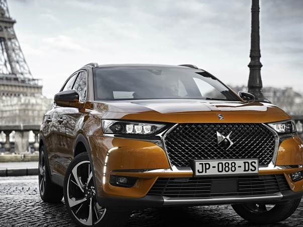 Get To Know The DS 7 Crossback