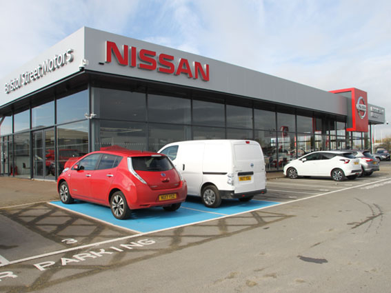 Nissan Darlington