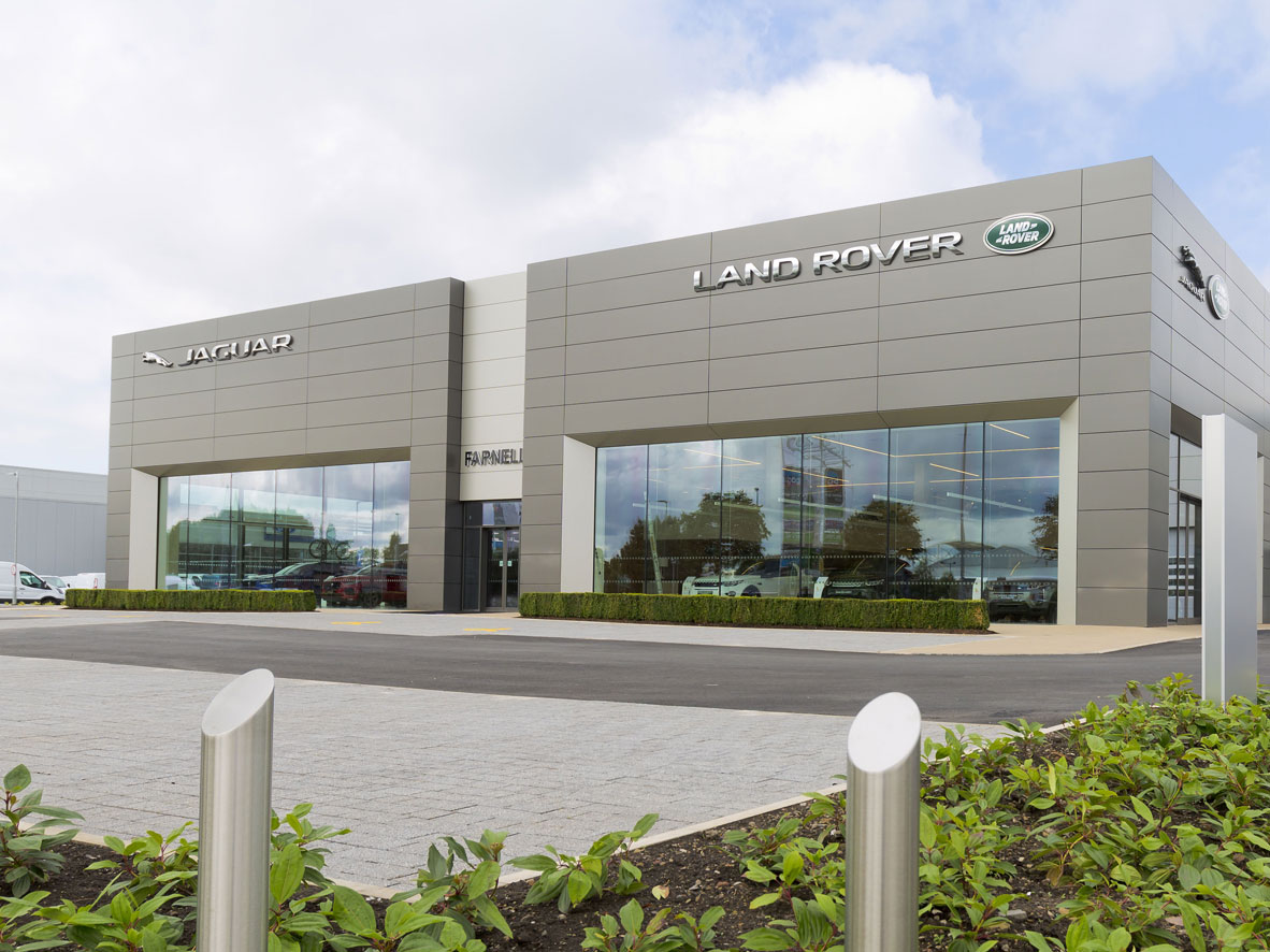 Land Rover Sales Executive