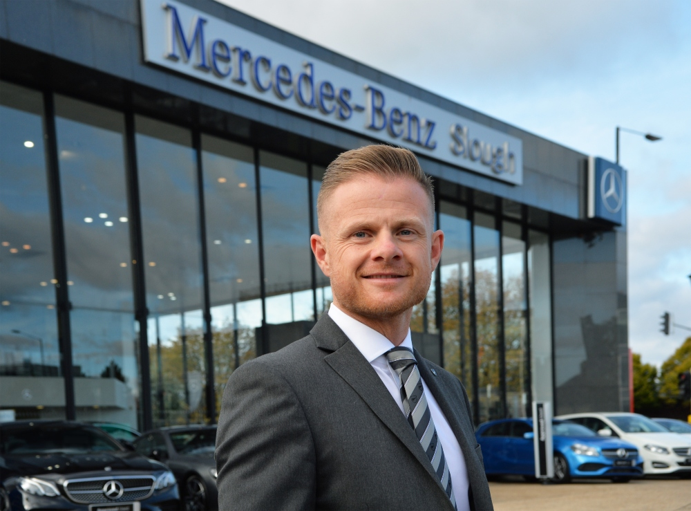 Vertu Motors appoints new head of fleet for Mercedes-Benz