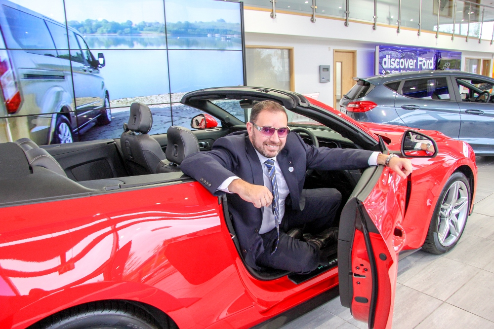 Bristol Street Motors Ford Stoke appoints multi-talented GM
