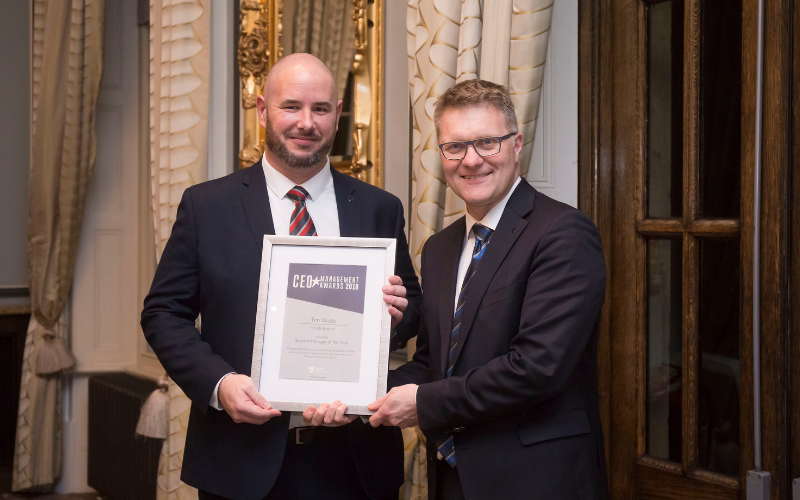 Vertu Boston Honda Business Manager Receives National Award