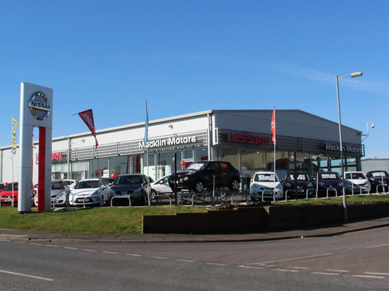 Nissan Glasgow South