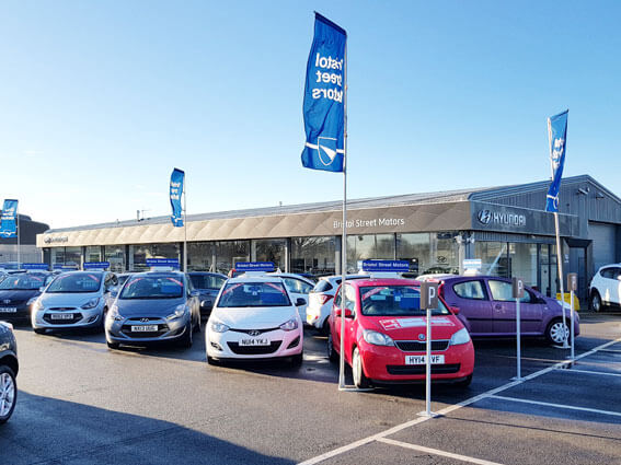 Hyundai Peterlee