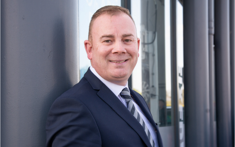 Vertu Motors Appoints National Fleet Sales Manager