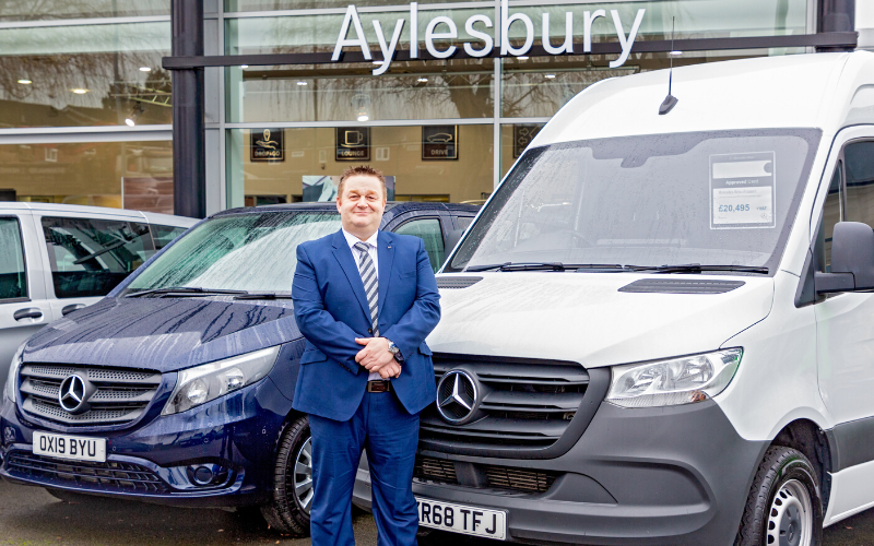 Lifelong Motor Retail Professional Returns To Vertu Mercedes Benz In Aylesbury