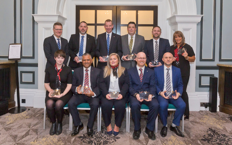 Vertu Motors Rewards Top Performing Colleagues At Prestigious Annual Awards