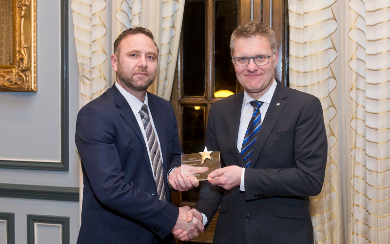 National Recognition For Farnell Jaguar Land Rover Leeds Service Manager