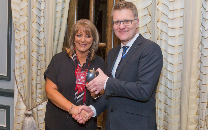 Bristol Street Motors Bradford Motor Professional Recognised With National Award