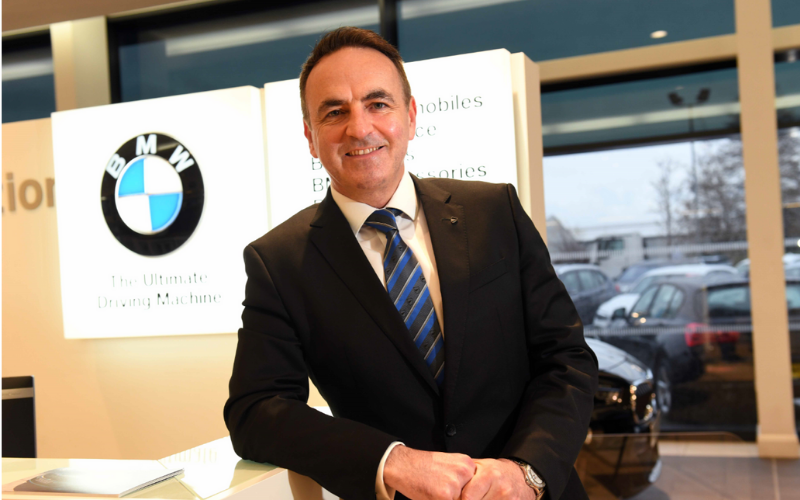 Consultant On Vertu BMW Deal Takes On Top Job