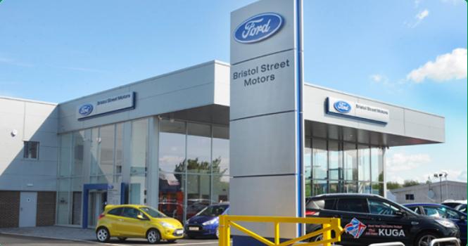 Bristol Street Motors dealership